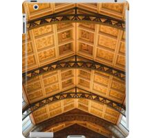 London. Church of Science iPad Case/Skin