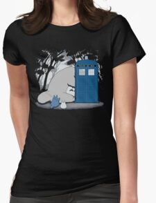 My Neighbour Totoro Womens Fitted T-Shirt