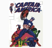 Captain America Fuk Yeah  by FonsecaNiple
