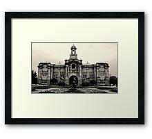 Cartwright Hall Framed Print