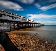 Abandoned Pier by Adrian Evans