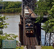 Vicksburg, Mississippi USA by Mike Pesseackey (crimsontideguy)