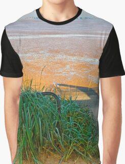 Hilbre Island Graphic T-Shirt