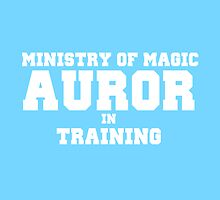 Auror in Training by GenialGrouty