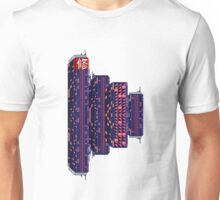 Flipped City v2 Unisex T-Shirt