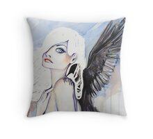 Fallen (throw cushion) Throw Pillow