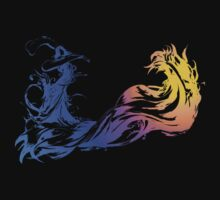 Final Fantasy X - Coloured Logo by EMS UK