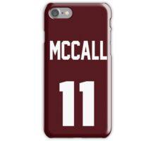Scott Mccall iPhone Case/Skin