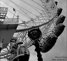 The Eye by Keiran Chang