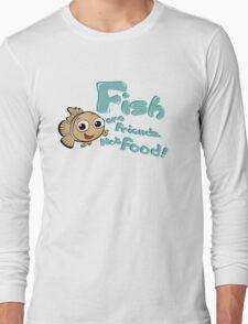 Fishy Friends! Long Sleeve T-Shirt
