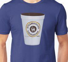 Take Away Flat White Unisex T-Shirt