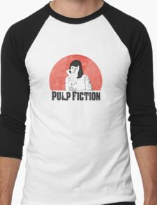 Mia Pulp Fiction Men's Baseball ¾ T-Shirt