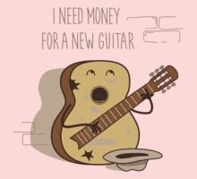 NEW GUITAR Kids Tee