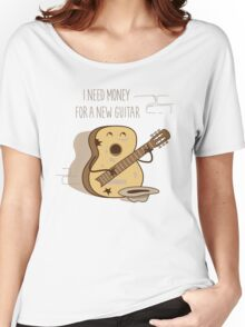 NEW GUITAR Women's Relaxed Fit T-Shirt