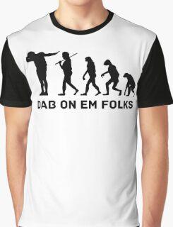 Dab evolution Graphic T-Shirt