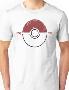 Legendary Pokemon Unisex T-Shirt