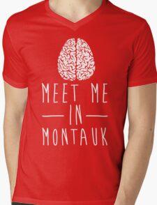 Eternal Sunshine Mind Mens V-Neck T-Shirt