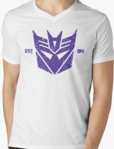 Legendary Decepticons Mens V-Neck T-Shirt
