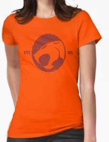 Legendary Thundercats  Womens Fitted T-Shirt