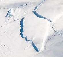 Antarctica from above #7 by maddie5