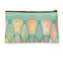 Layered squares Studio Pouch