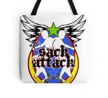 Sack Attack Drinking Game Tote Bag