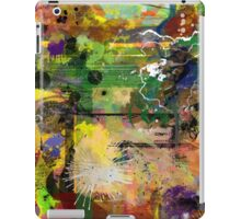 Abstract Attack iPad Case/Skin