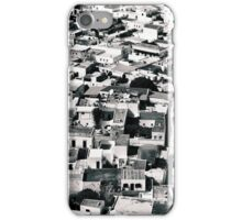 Old town Lindos iPhone Case/Skin