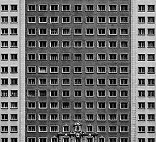 Madrid - Edificio España by marcopuch