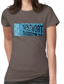 Wentworth Prison Womens Fitted T-Shirt