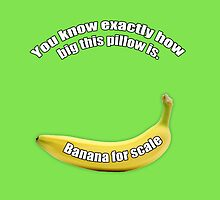 Banana for scale by entastictreeman