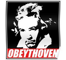 Obeythoven Poster