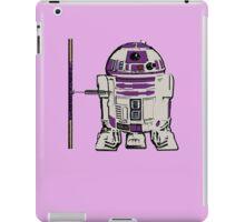 R2D2 DONATELLO iPad Case/Skin
