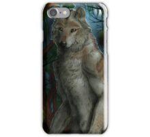 mexican werewolf iPhone Case/Skin