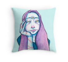 Some days Throw Pillow