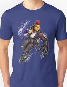 "Crimson Viper ""Street Fighter"" Unisex T-Shirt"