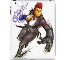 "Crimson Viper ""Street Fighter"" iPad Case/Skin"