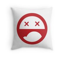 Facepunch studio Throw Pillow
