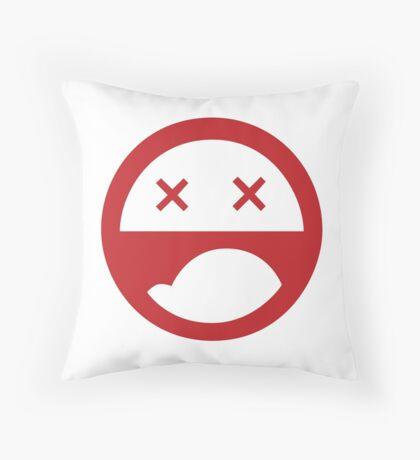 Facepunch studio Throw Pillow