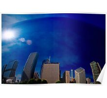 Cloud Gate: Northern Exposure Poster