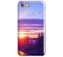 landscapes cover iPhone Case/Skin
