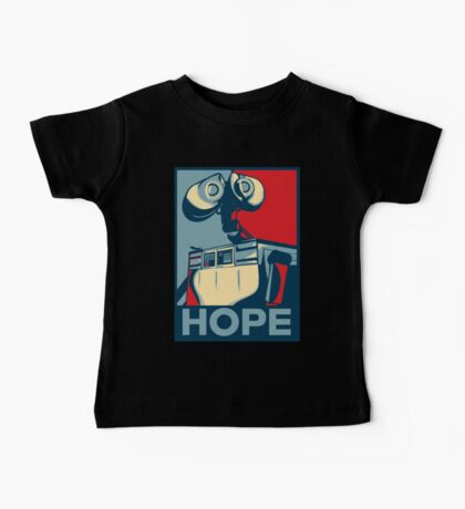 Trust in Wall-e  Baby Tee