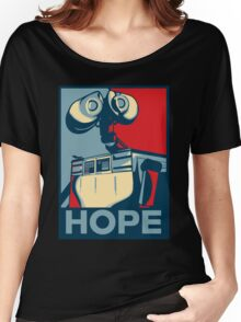 Trust in Wall-e  Women's Relaxed Fit T-Shirt