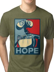 Trust in Wall-e  Tri-blend T-Shirt