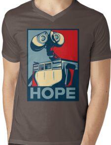Trust in Wall-e  Mens V-Neck T-Shirt