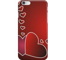 Cover Love-Valentine's Day iPhone Case/Skin