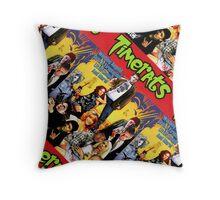 Timerats Throw Pillow