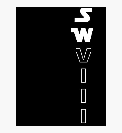 Star Wars: Episode VIII Photographic Print