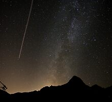 Milky way by Alberto Cogo
