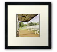 Diamond 2 Framed Print